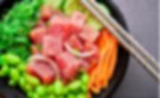 Salmon, Ahi Tuna, Hipster Hotspots