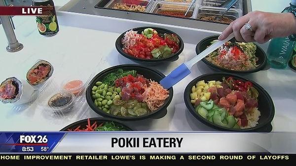 Pokii Eatery Signature Bowls Media