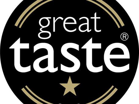 A Great Taste Winner 2018!