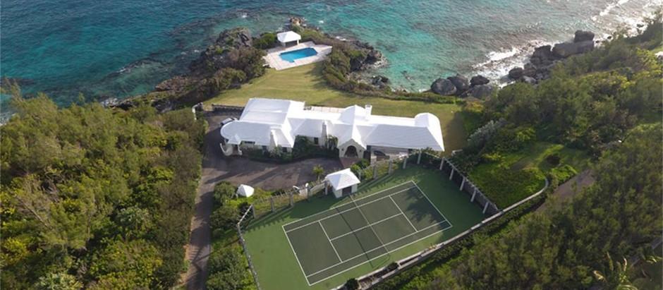 My Top 5 favorite homes in Bermuda