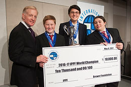 Debate Team Wins Prize At International Competition