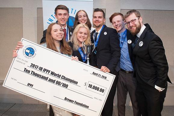 Slovak Students Win Debate Contest in New York