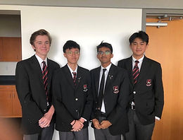 Brentwood College Students Soar High in International Debate Competition