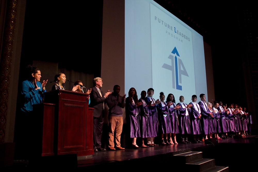 The FLP Graduating Class of 2016