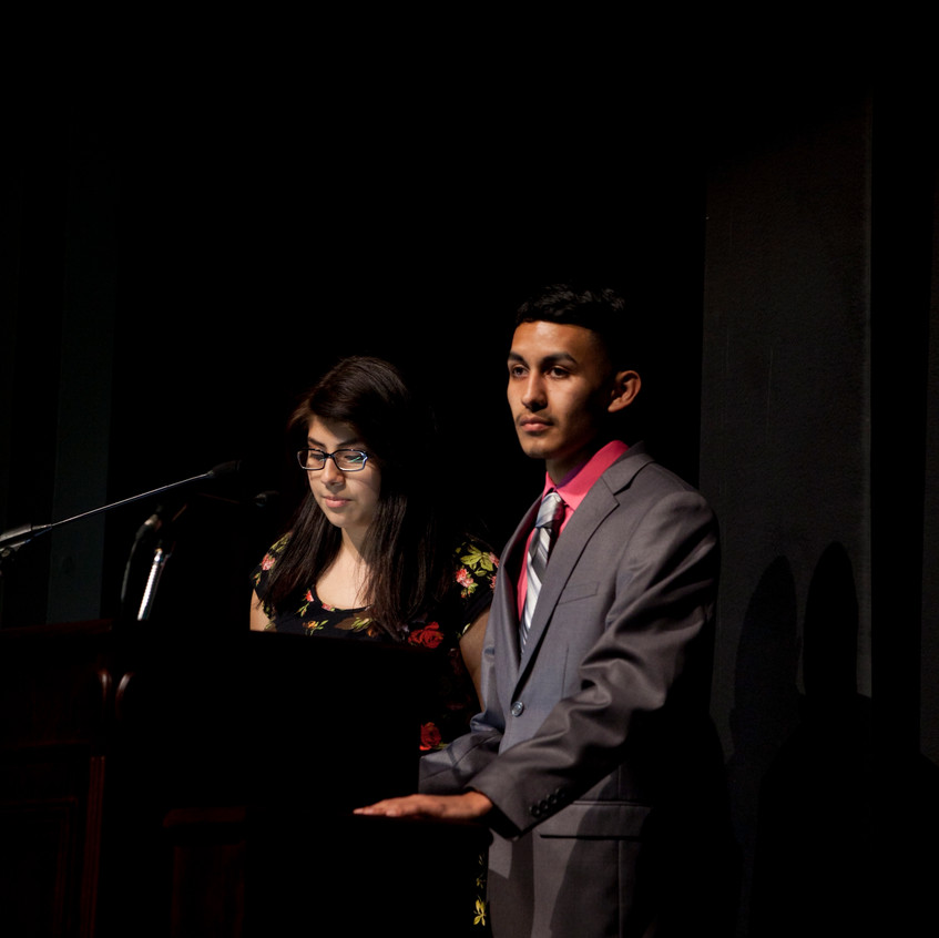 2016 FLP Recognition Ceremony