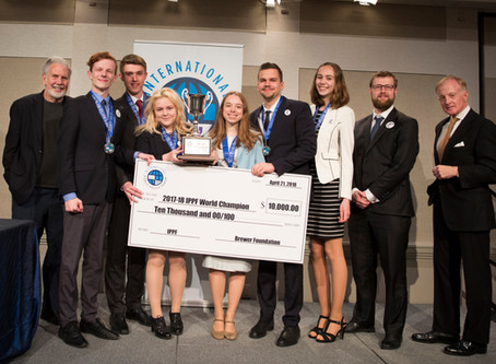 LEAF Academy Students Crowned Champion of International Public Policy Forum Debate Contest