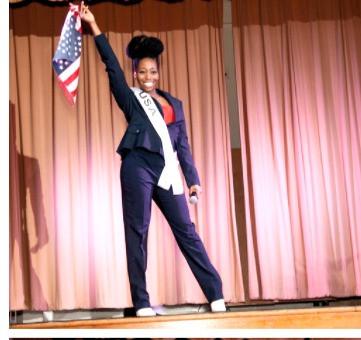 Tynecia Wilson - Miss USA