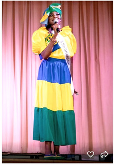 Dynicia Gould - St. Vincent & The Grenadines