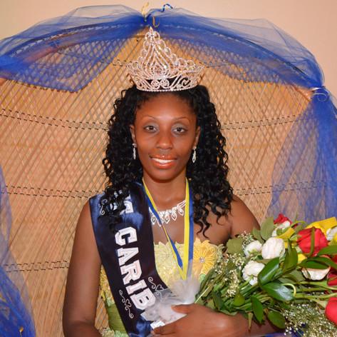 Faye Calder 2013 Grenada