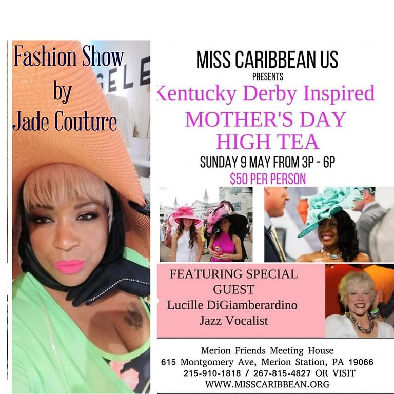 Kentucky Derby Inspired- Mother's Day - High Tea