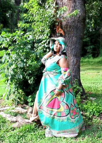 Antania Hall - Miss Barbados