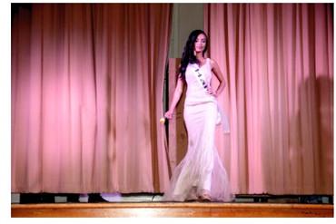 Monite Jolivert - Miss Haiti