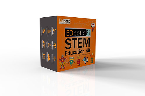 EDbotic E1 STEM Education Kit