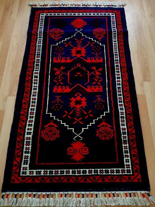 Turkish Yagcibedir Handmade Rug