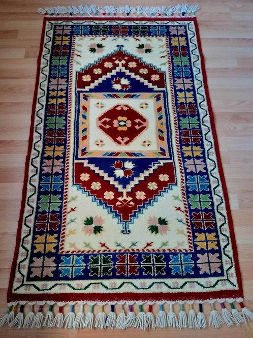 Turkish Yunt Dagi Handmade Rug