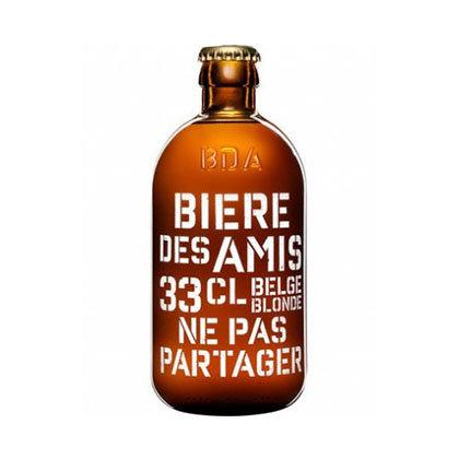 Bières des amis - 33cl à Ne Pas Partager
