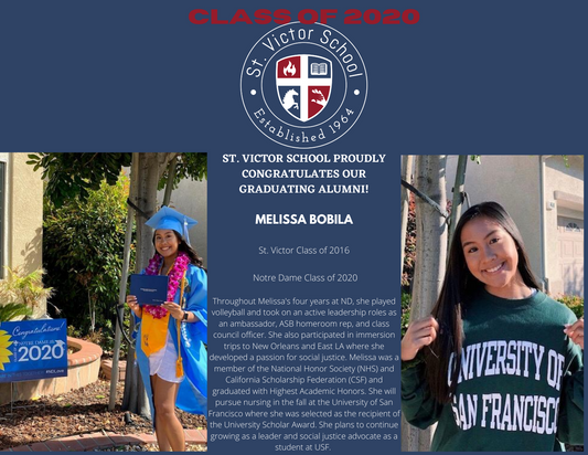 Melissa Bobila Graduation Highlight.png