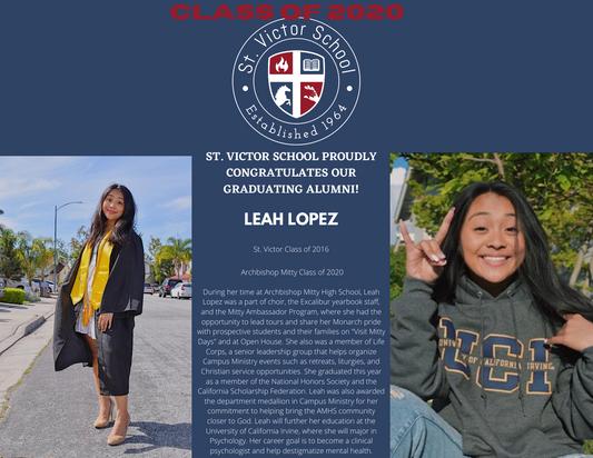 Leah Lopez Graduation Highlight.png
