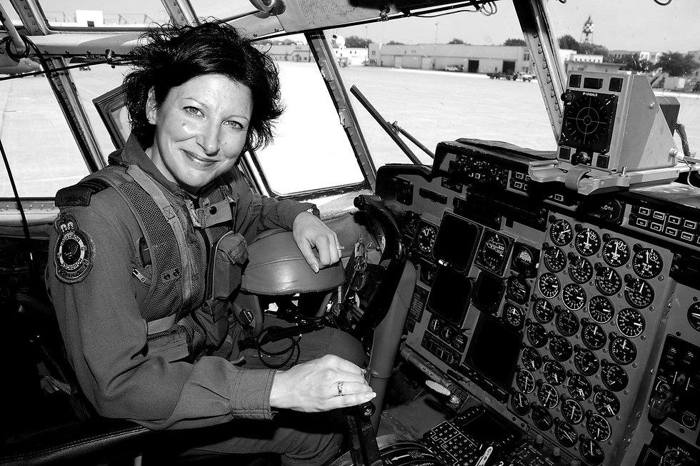 Lieutenant-Colonel (Ret'd) Maryse Carmichael