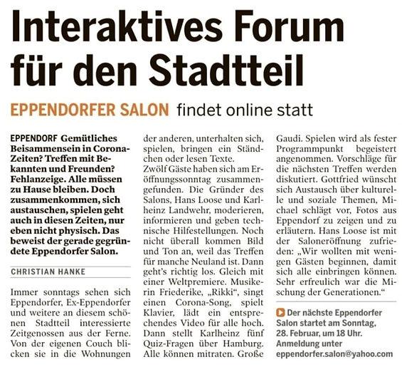 Saloneröffnung Wochenblatt 27. Februar.J