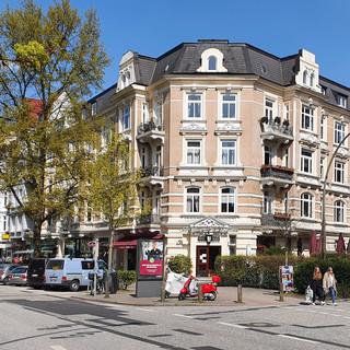 Eppendorfer Landstraße/Schrammsweg