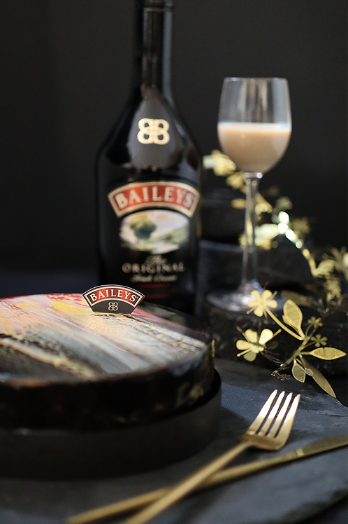 The BAILEYS Original Cake by BUTLER