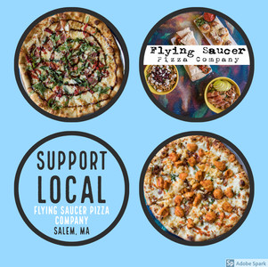 Flying Saucer Pizza Company