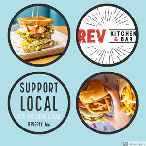 REV Kitchen & Bar