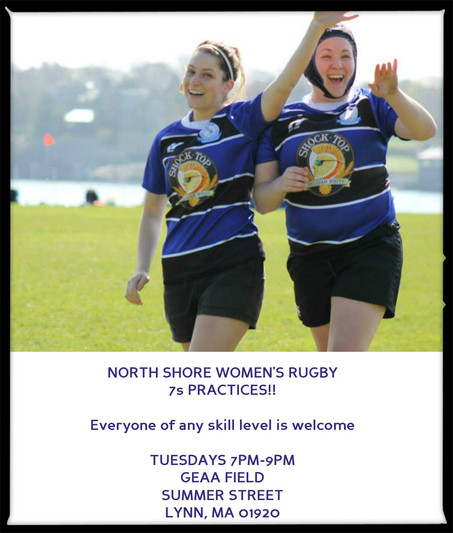 Come join us for rugby sevens practice!