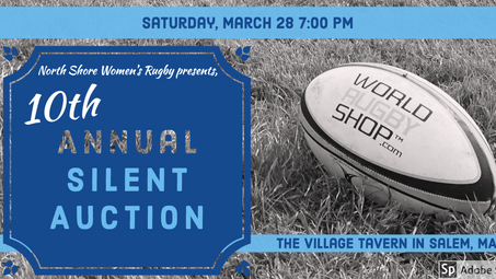 10th Annual Silent Auction!