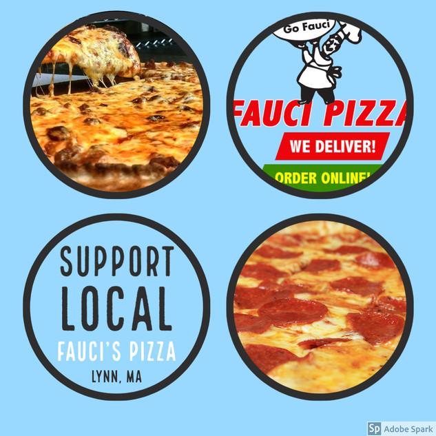 Fauci's Pizza