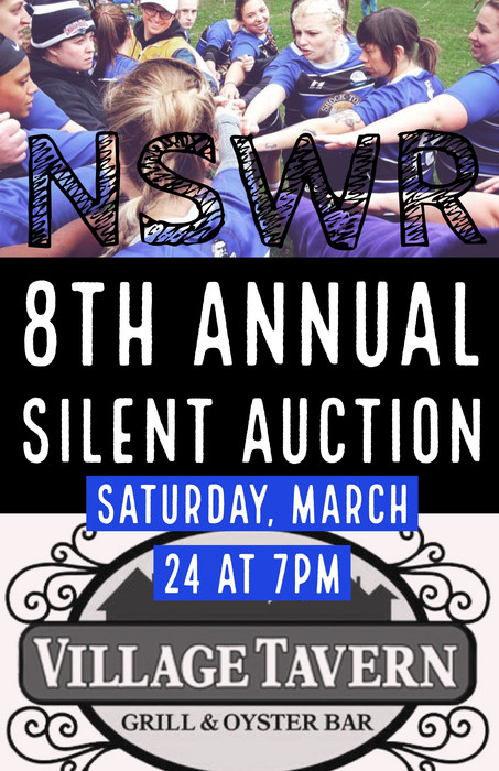 8th Annual Silent Auction!!
