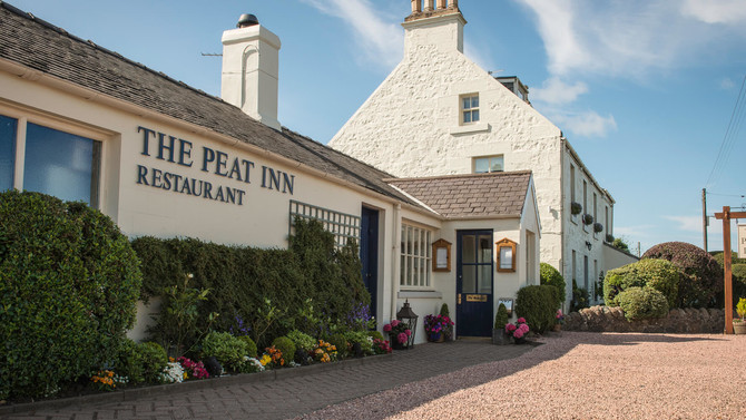 TLC at The Peat Inn