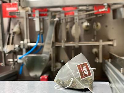100% Bespoke Teabags