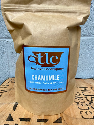 100 Chamomile Tea Pyramids