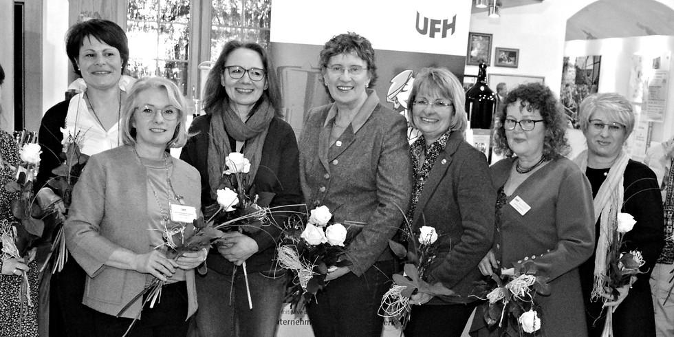 Jahreshauptversammlung mit Neuwahl des UFH-Vorstands, anschl. Dämmerschoppen