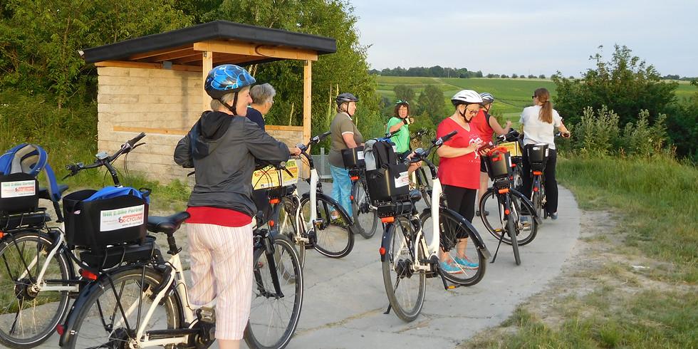 Auf E-Bike-Tour durch das Wörrstädter Land