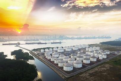 ATT Tanjung Bin Control Room-Oil Depot Dispatching Center, Malaysia