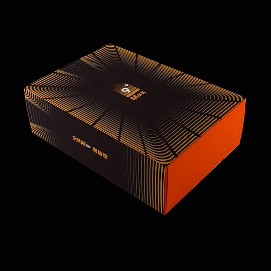 9+MAX (盒裝)