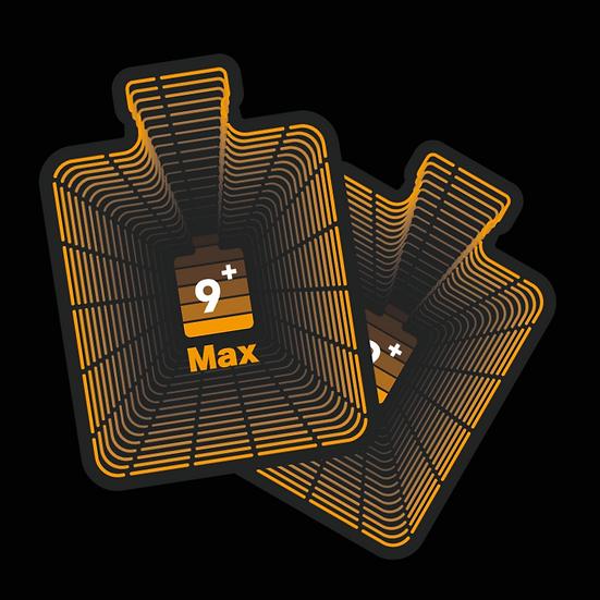 9+MAX (輕巧裝)