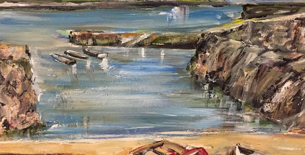 Coliemore Harbour Dalkey