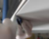 Тканевый натяжной потолок, Дескор, Клипсо, Descor, Clipso