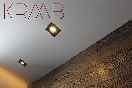 бесщелевой потолок kraab
