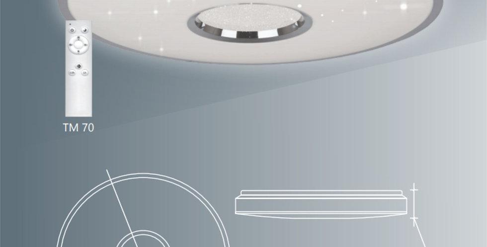 Feron AL5100 тарелка 60W 3000К-6500K белый Светодиодный управляемый светильник