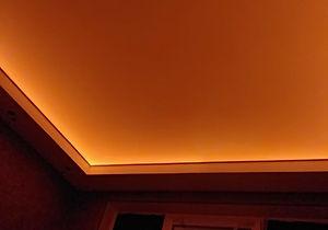 транслюцидная пленка, светопропускающее полотно, светопропускающий потолок