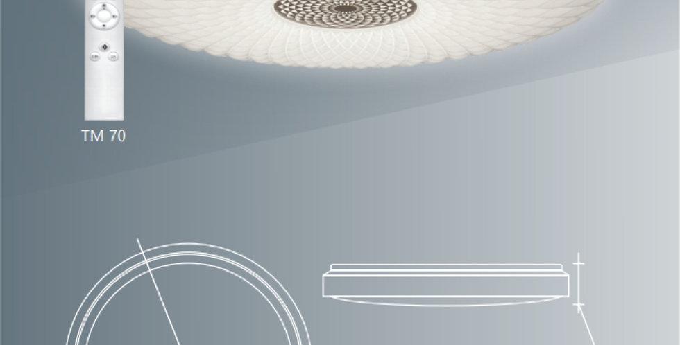 Feron AL5250 60W тарелка 3000К-6500K Светодиодный управляемый светильник