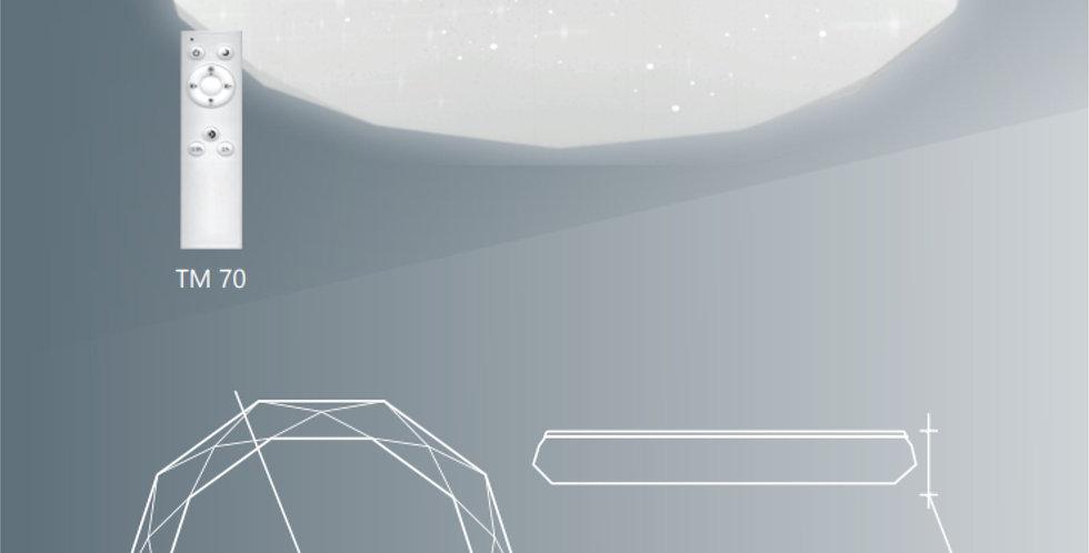 Feron AL5200 36W тарелка 3000К-6500K Светодиодный управляемый светильник