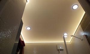 транслюцентная пленка, светопропускающее полотно, светопропускающий потолок