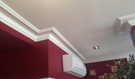 Тканевые потолки цена с установкой
