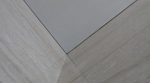 Бесщелевой потолок Kraab в ванной